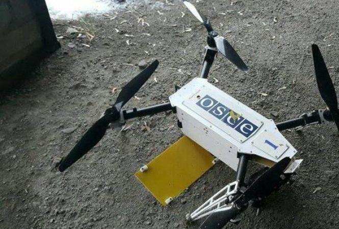 дрон обсе