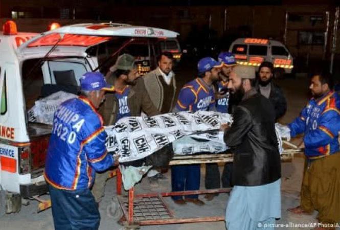 теракт, Пакистан
