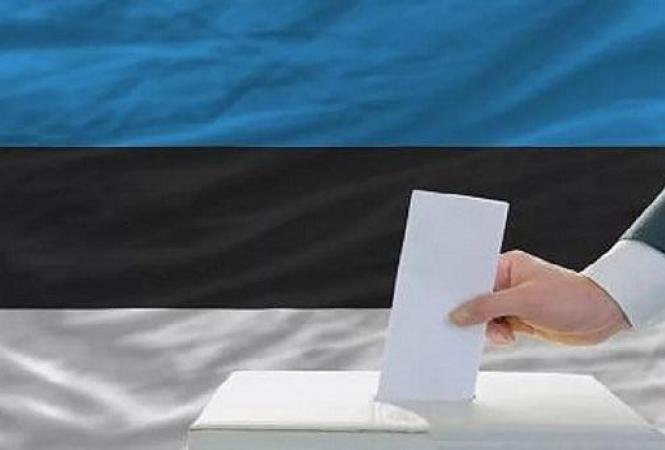 Эстония, парламент