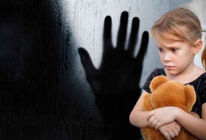домашнее насилие над детьми