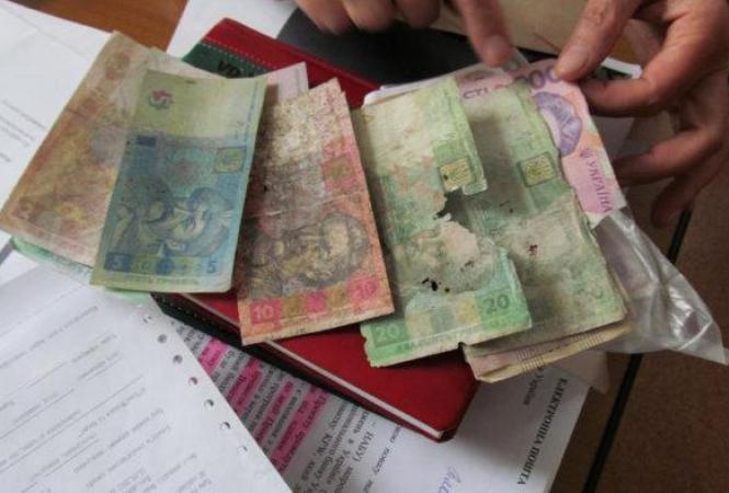Нацбанк, деньги