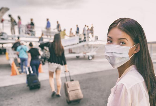 путешествия во время пандемии