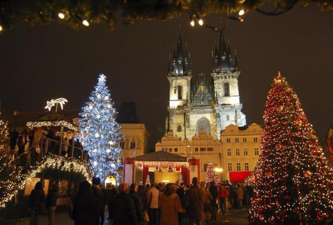 Где в Украине встретить Новый год?