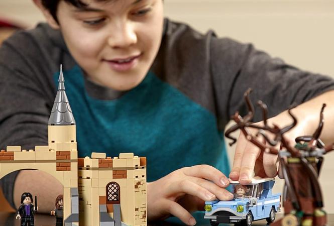 Наборы Lego Гарри Поттер