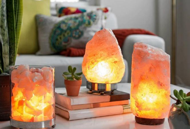 соляная лампа