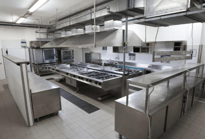 кухня нержавейка