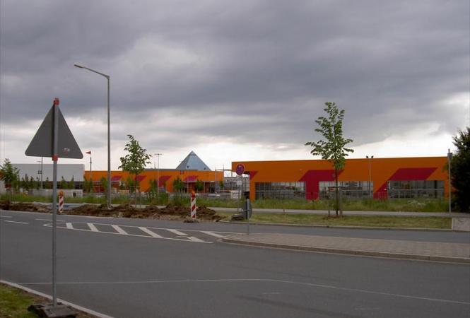 строительство новых торговых центров