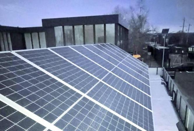 На Донбассе солнечными батареями оборудуют 65 объектов
