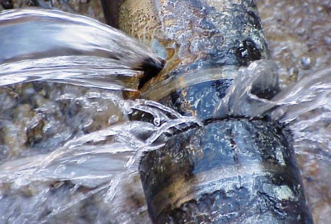 порыв-воды