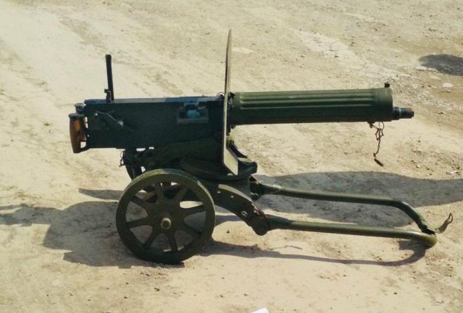 пулемет-максима