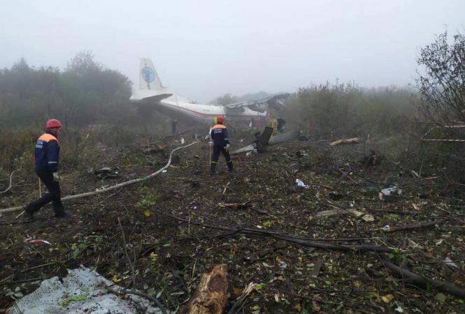 авиакатастрофа-львов