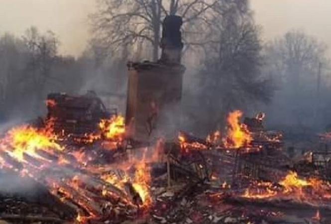 пожары-житомирская-область