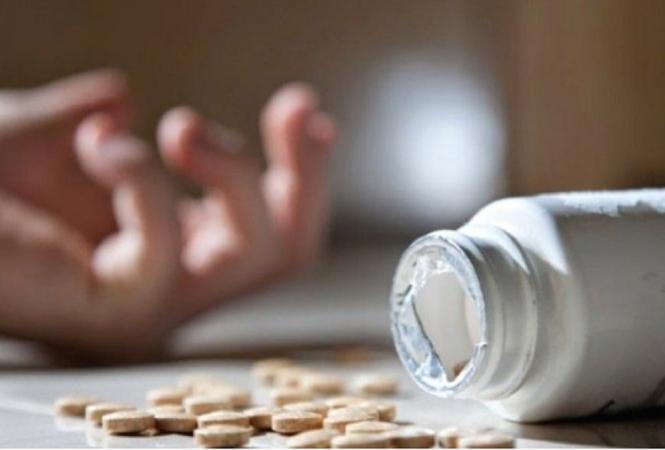 наглотались таблеток