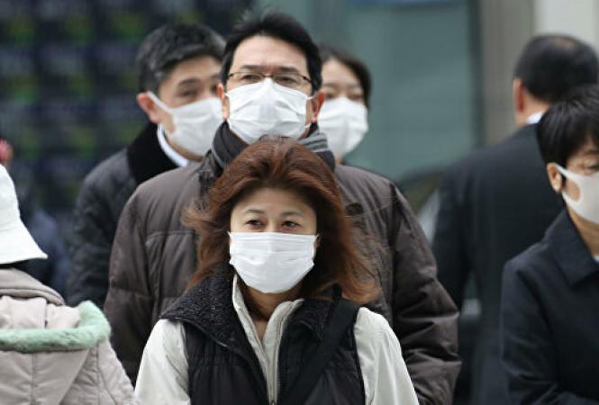 япония коронавирус