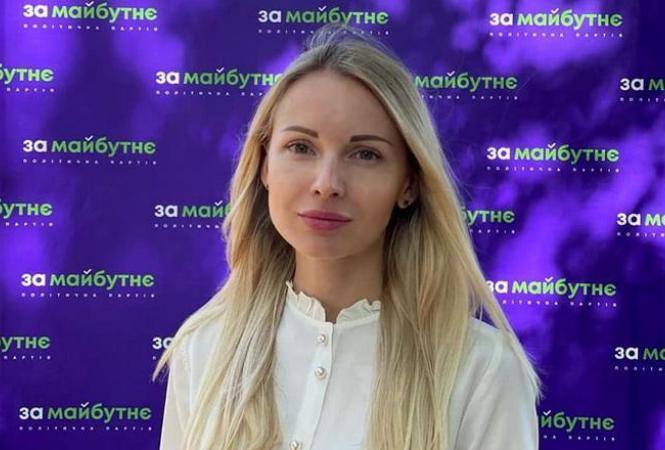 Олена Шевченко