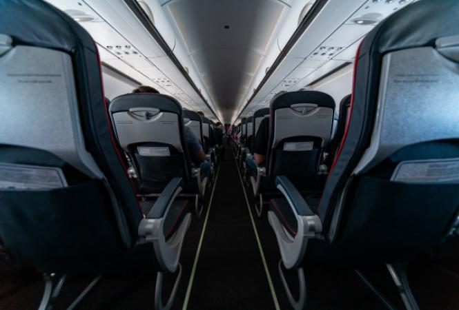 салон-самолета