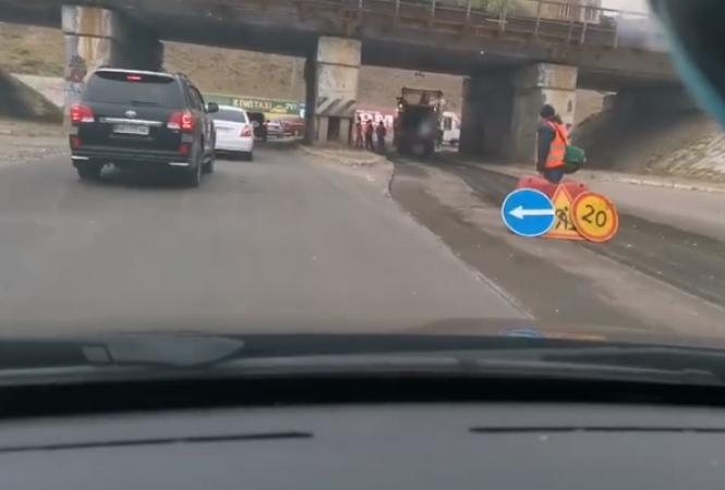 ремонт дорог лисичанск