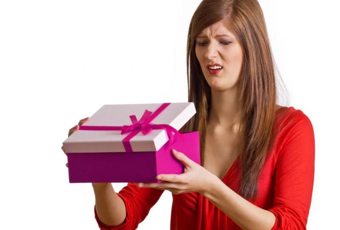 худшие подарки
