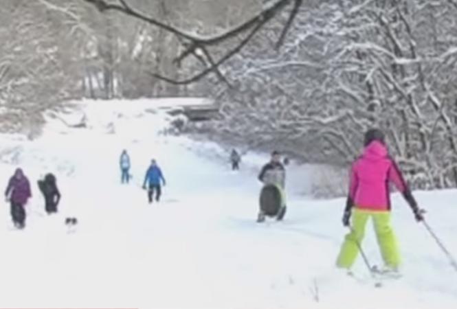 лисичанск-лыжи