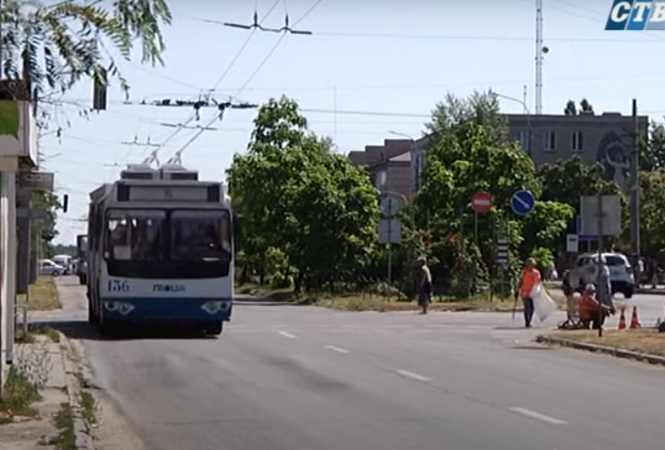 троллейбус