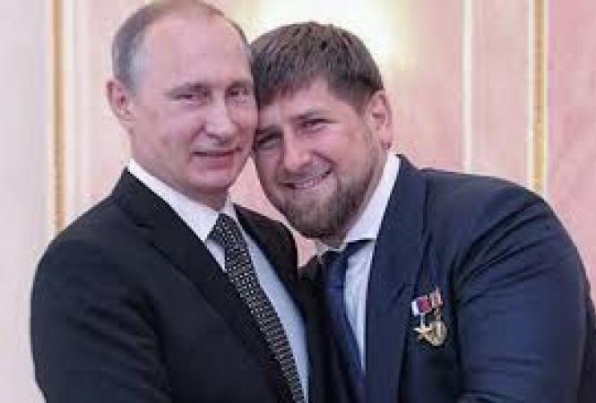 Кадыров_Путин
