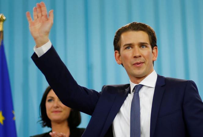 канцлер австрии