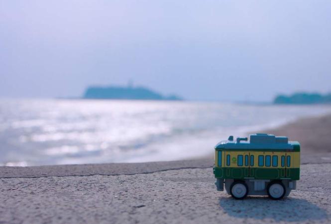 поезд к морю