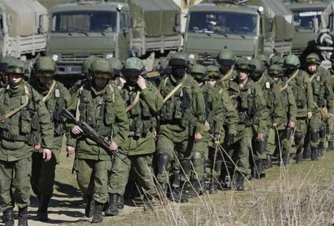 войска россия