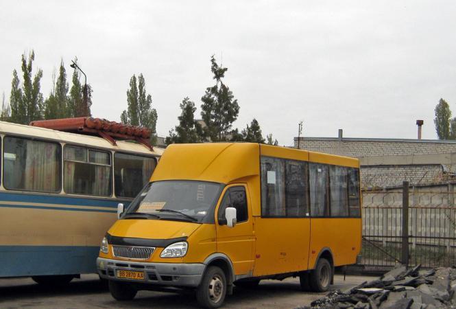 тарифы на проезд в Лисичанске