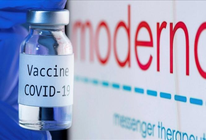 вакцина модерна