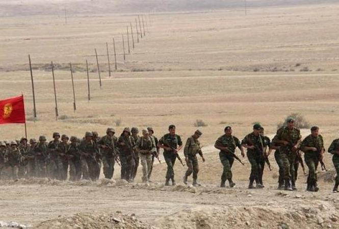 киргизия и таджикистан