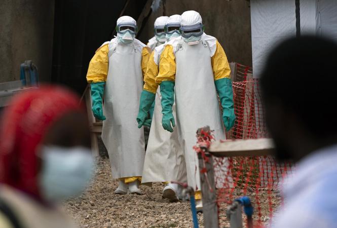 эбола в гвинее