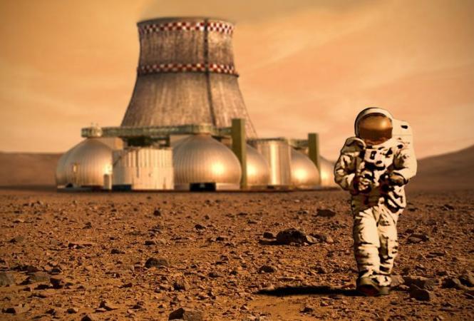 маск про марс