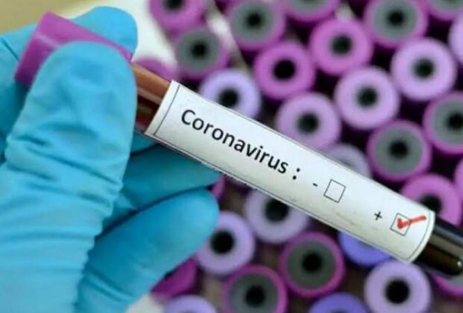 Луганская, коронавирус