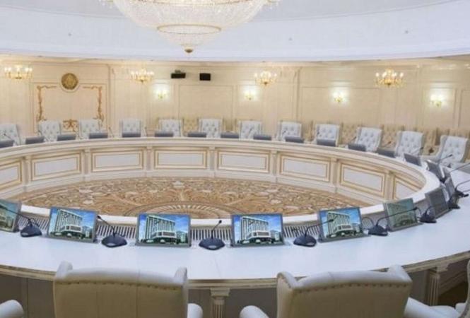 Новое заседание ТКГ по Донбассу