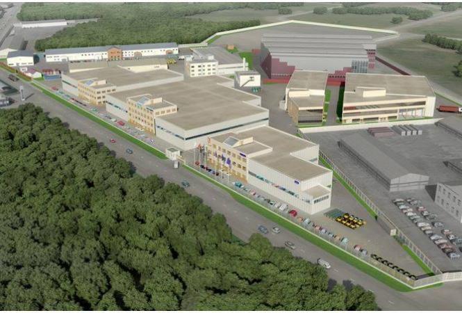 В Луганской области создан первый индустриальный парк
