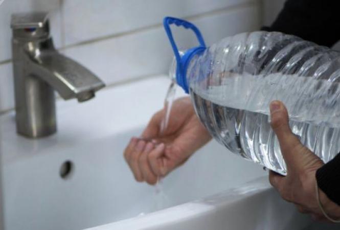 Из-за пожаров жители Лисичанска остались без воды