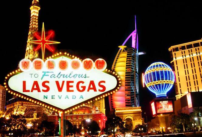 Лас-Вегас, казино