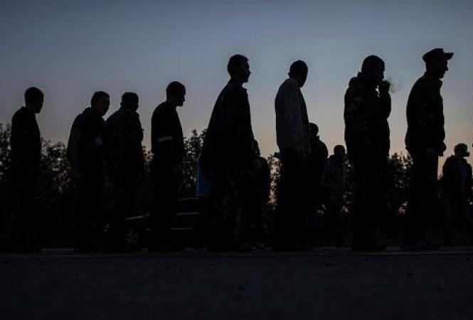 Донбасс, обмен заложников