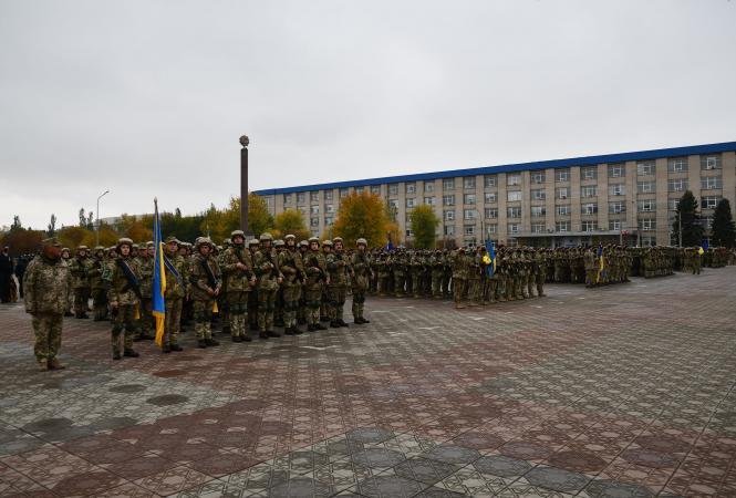 Северодонецк, парад