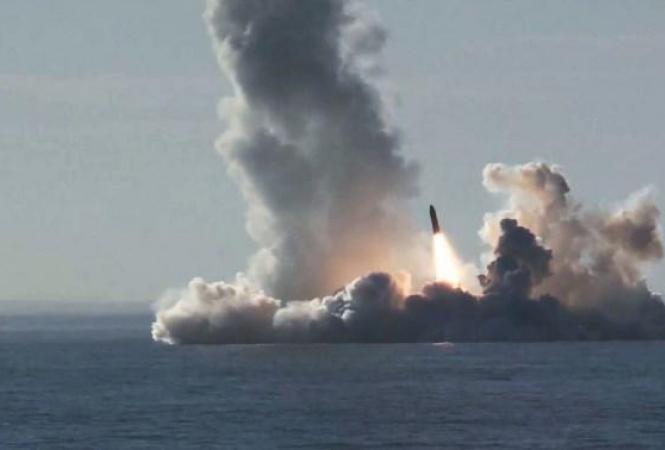 Россия, ракета
