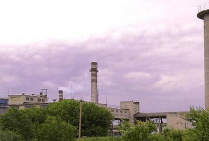Лисичанск, Луганская, взрыв на заводе