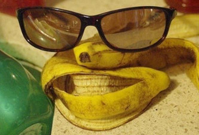 Неожиданные способы применения отходов от банана