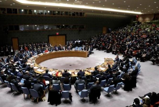 Сирия, Совбез ООН