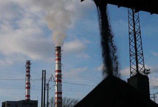 В Украине критическая ситуация с запасами угля на складах ТЭС