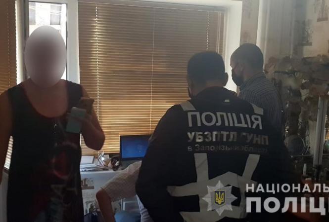 """В Запорожье """"попалась"""" женщина, которая занималасьраспространением видео с детской порнографией"""
