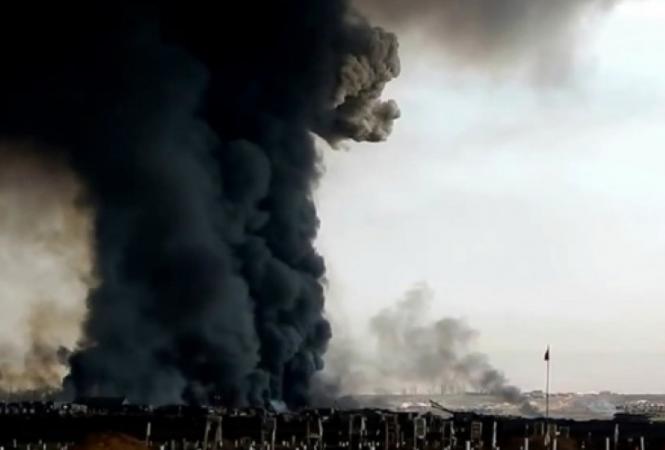 Россия, взрыв