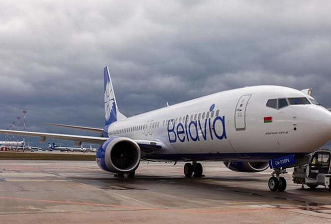 Япония закрывает небо для белорусских авиакомпаний