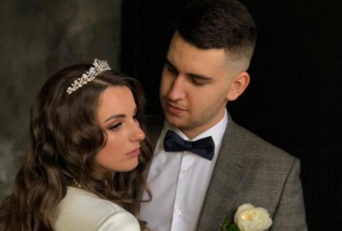 свадьба дочери украинского музыканта Андрея Кузьменко