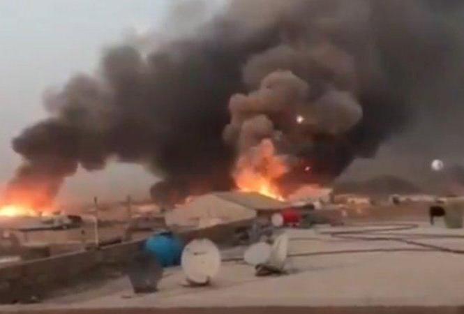 Багдад, взрыв